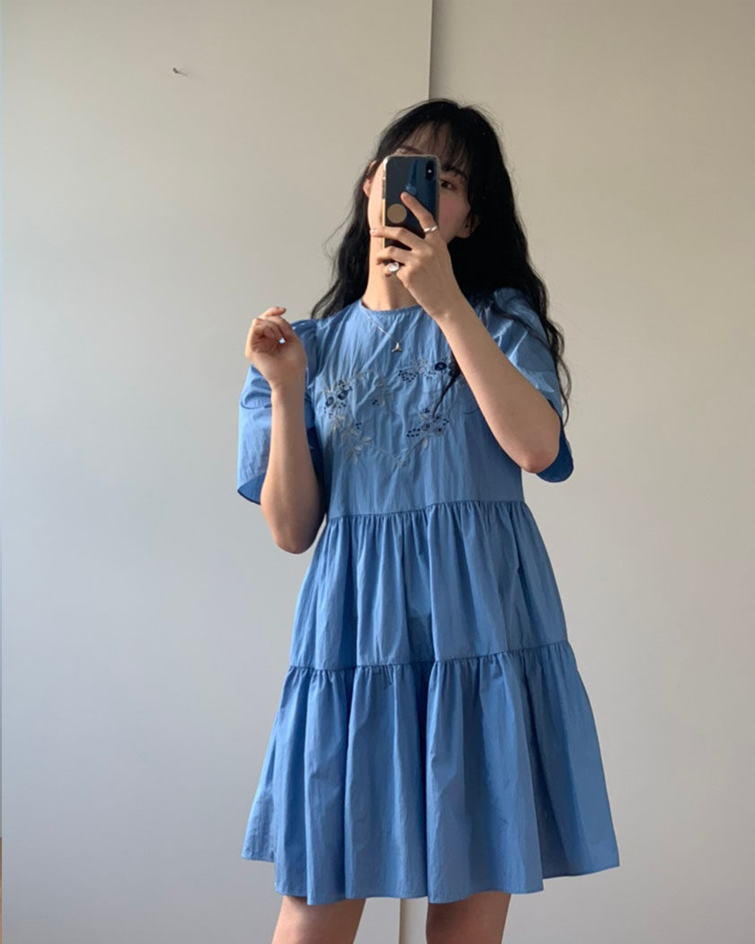 Collection 39 - Blue Moon Dress