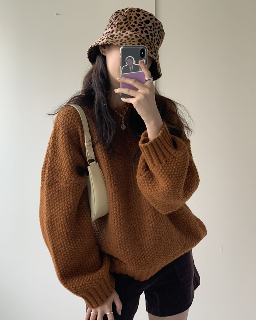 From Waffle Knit