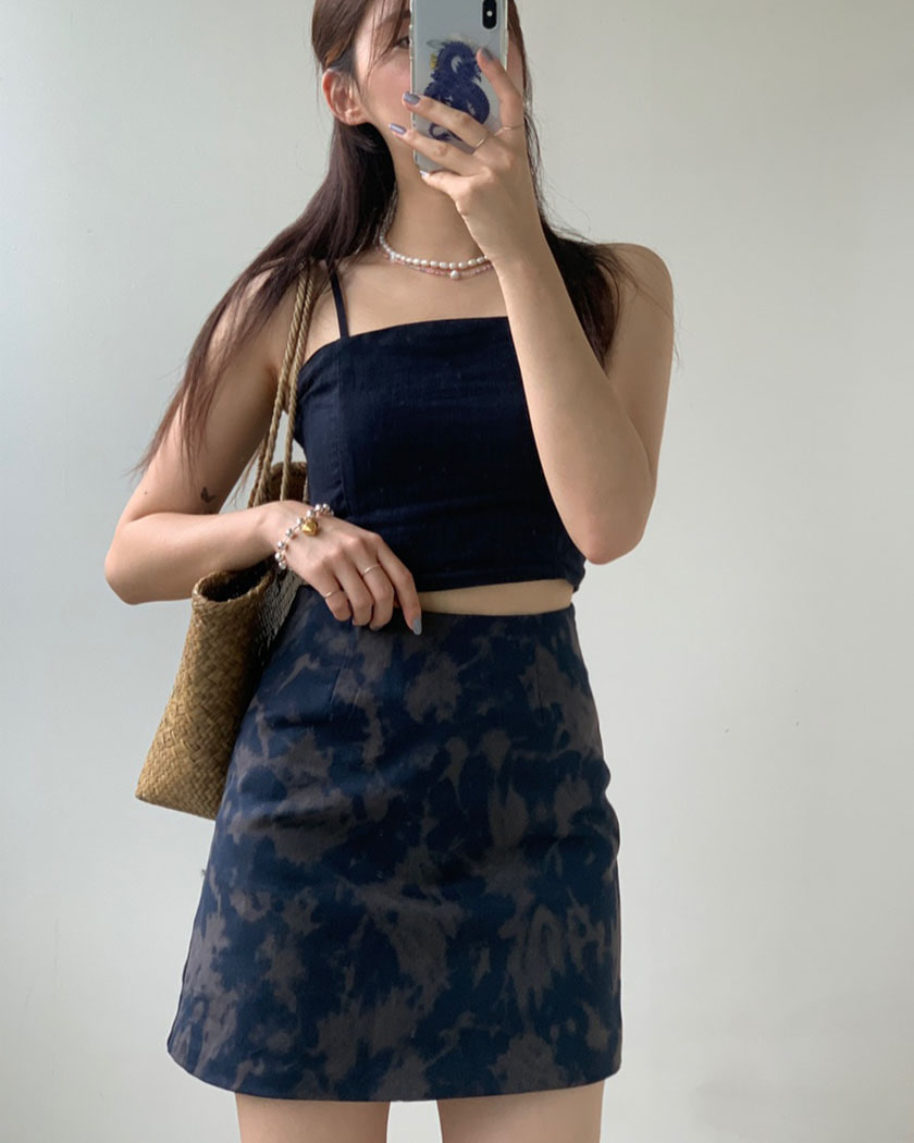 Collection 2 -Tie dye Skirt (NEW컬러)