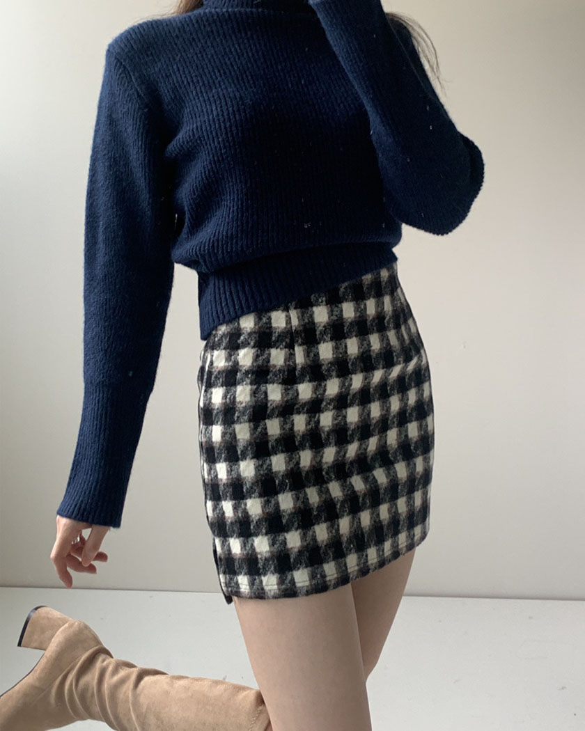(20%SALE) Babi Mini Skirt