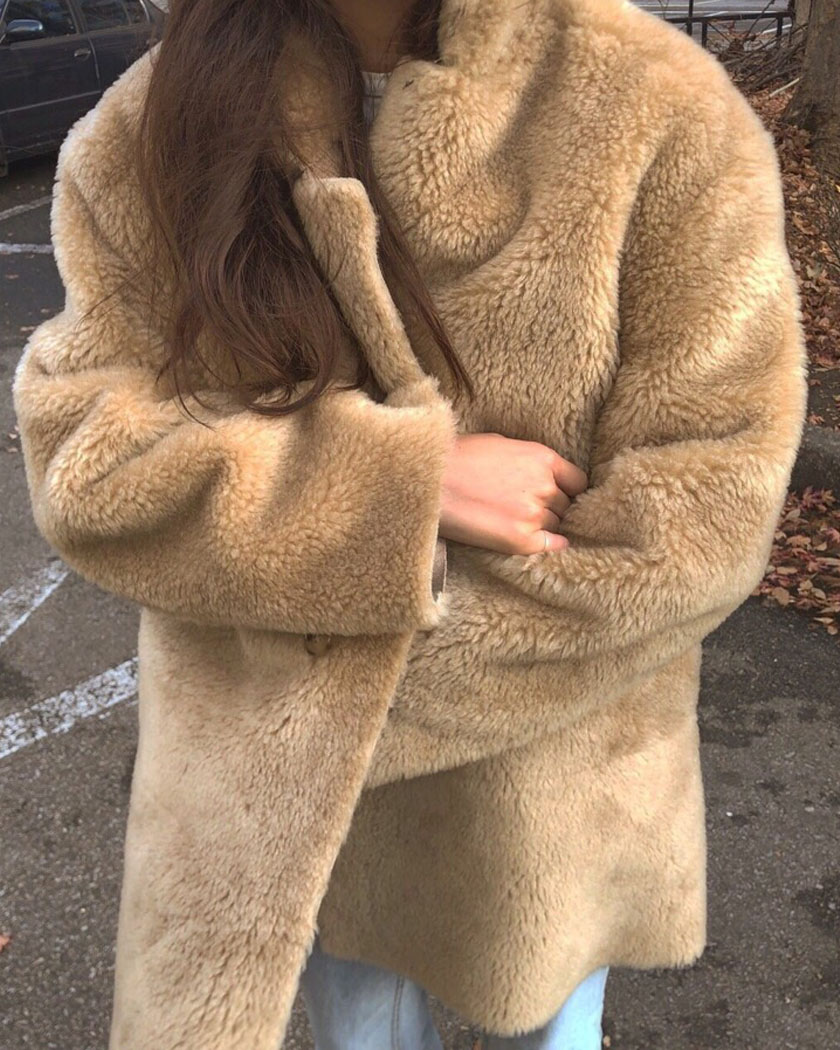 Searing Fur Coat