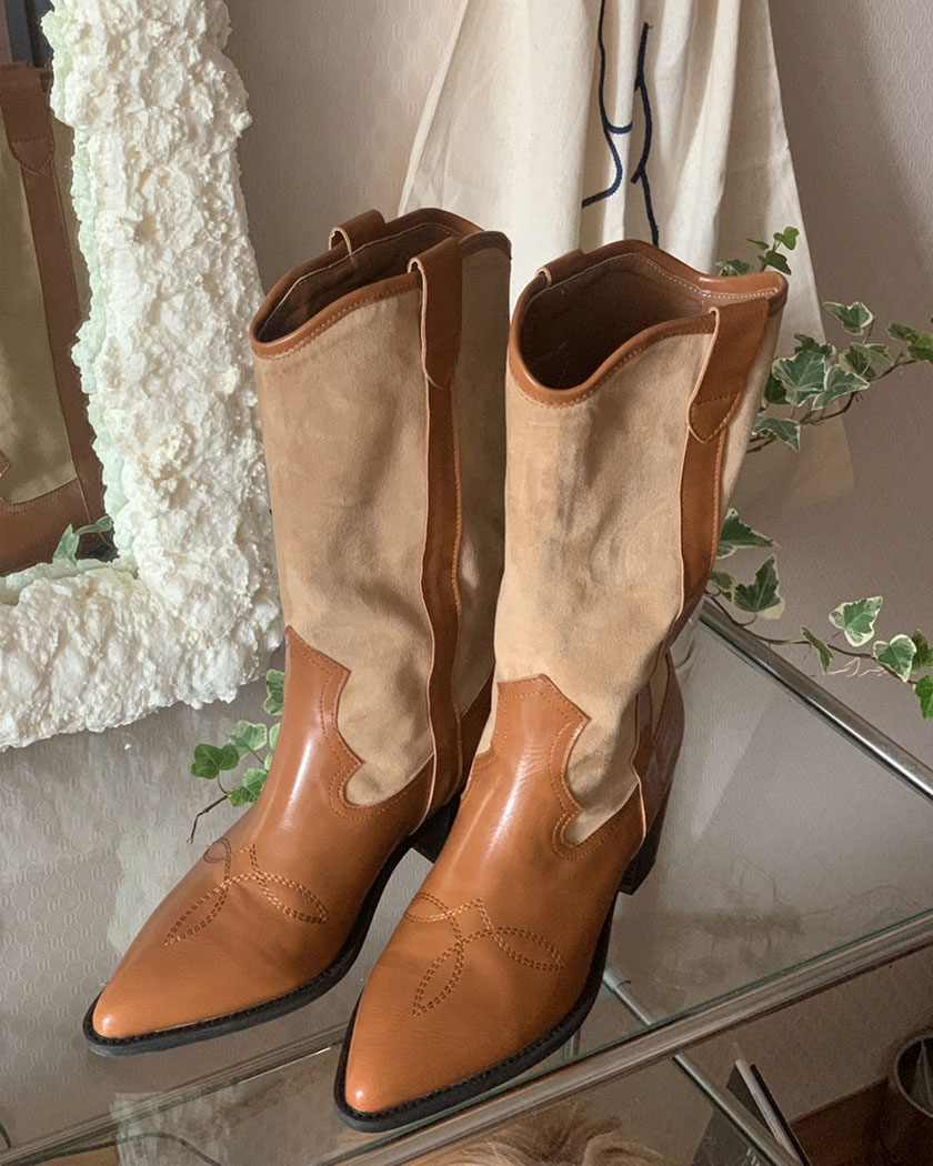 Match Western Boots