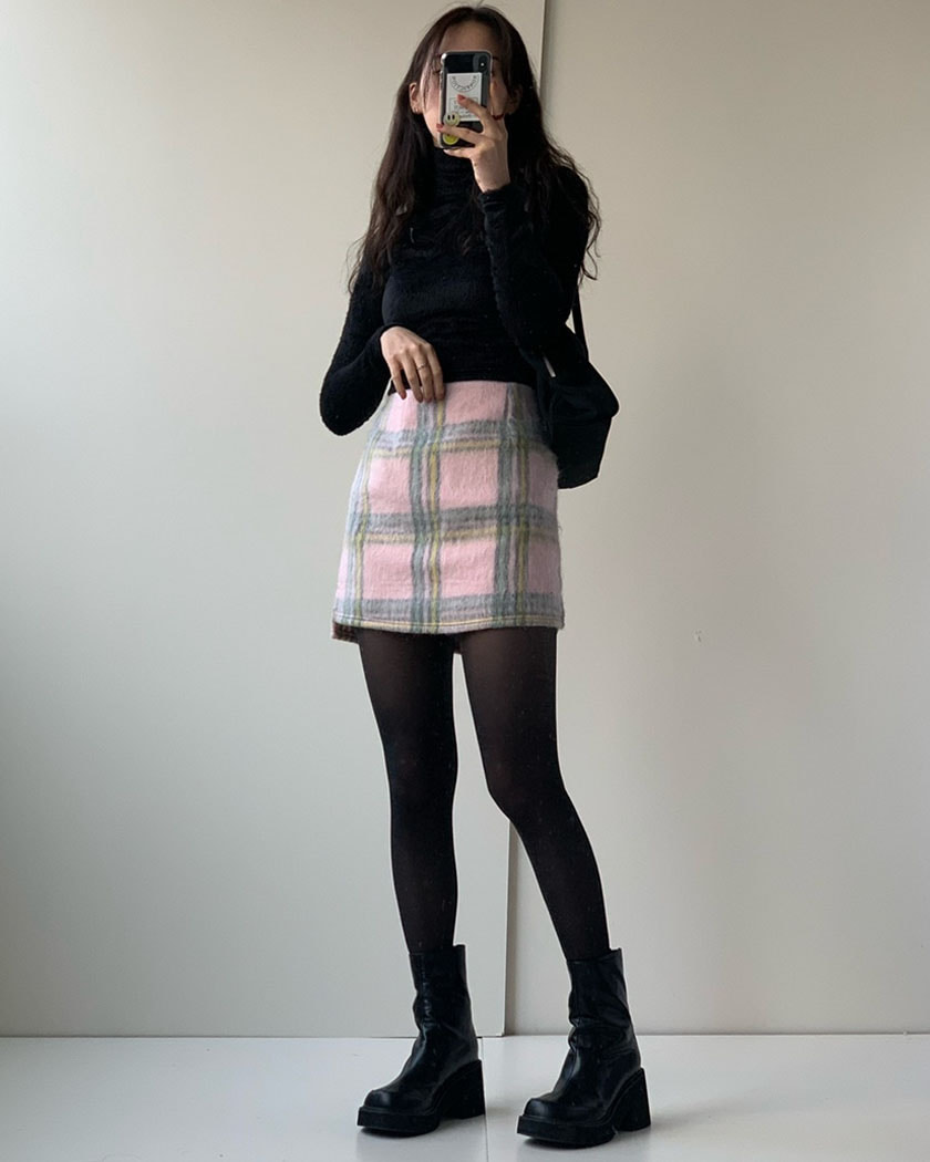Dream Wool Skirt