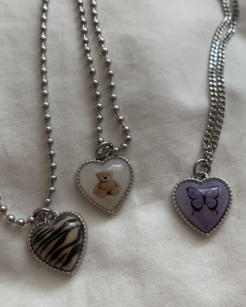 Stuff Doll Necklace